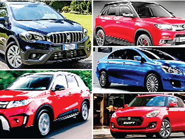 Maruti Cars To Cost Up To 2 More From 2018 Mydigitalfc