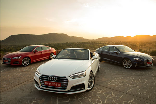 Audi India Launches Three New Models Expands Portfolio Mydigitalfc - Audi india